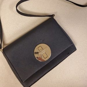 Kate Spade black small crossbody